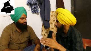 Exclusive interview with Amritpal Singh of Panjab University after bail