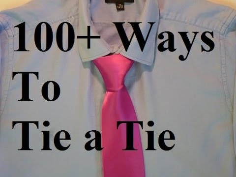 Animated How To Tie A Tie For Beginners Double Windsor How To Tie A N