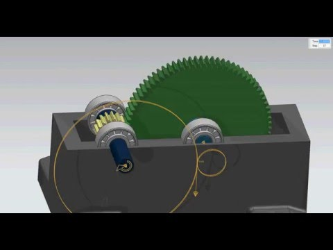Gear Reducer Design and Analysis