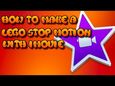 How to Make a Lego Stop Motion with iMovie