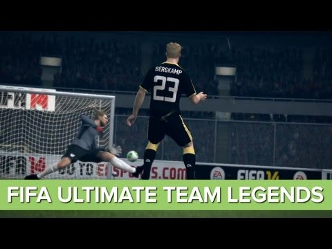 FIFA 14: How Does Ultimate Team Legends Work?
