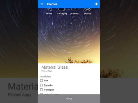 how to make transparent theme in cyanogenmod  12/13/14