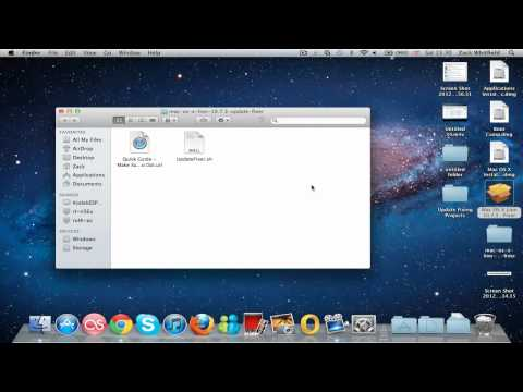 [Tutorial] Updating Hackintosh Mac OS X Lion To 10.7.3 Safely