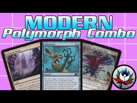 MTG – Hilarious Polymorph COMBO Modern Deck Tech for Magic: The Gathering!