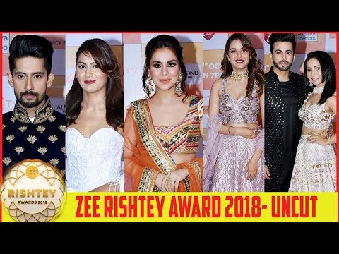 Xxx Mp4 Zee Rishtey Awards 2018 Full Show HD UNCUT Family Of Zee TV Amp TV Amp Serials Red Carpet 3gp Sex