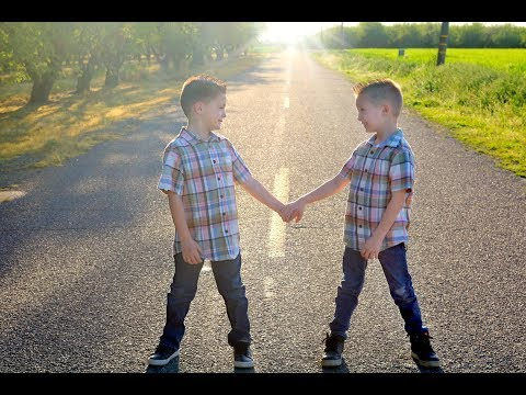 THE TWINS ARE 6!