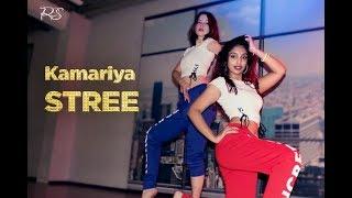 Kamariya | STREE | Nora Fatehi | Rajkummar Rao | Ridy Sheikh Choreography | Dance cover