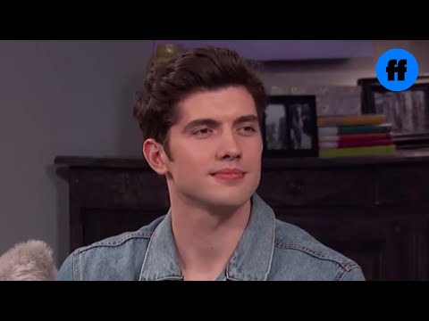 Nickname Game with Carter Jenkins | Movie Night with Karlie Kloss | Freeform
