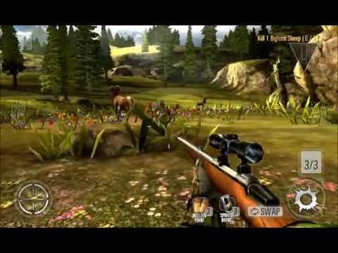 Android Games!#84 Deer Hunter 2014 Samsung Galaxy SII (S2)