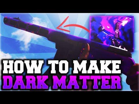 *DARK MATTER CAMO IN COD WW2* HOW TO MAKE DARK MATTER CAMO!?!(WW2)