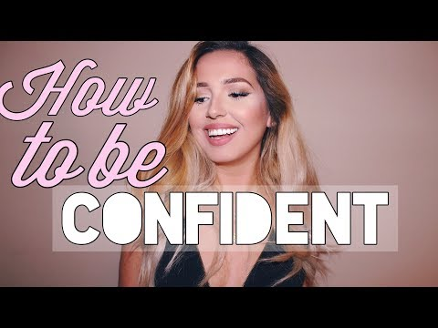 How to Be Confident! | Isabel Palacios