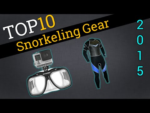 Top 10 Snorkel Gear 2015 | Compare Snorkel Gear