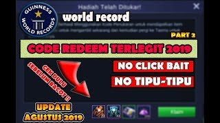 redeem code mobile legends Videos - 9tube tv