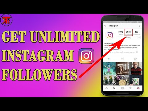 INSTAGRAM FOLLOWER HACK UNLIMED iOS/android 100%