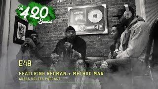 Redman and Method Man talk Marijuana business in 420 Special | Grass Routes Podcast #49