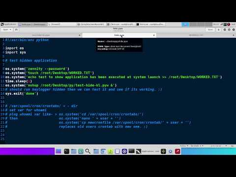 How To Run Python Or Bash Script At Linux Startup Tutorial