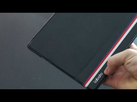 AFFORDABLE Labato iPad Air Leather Case Review