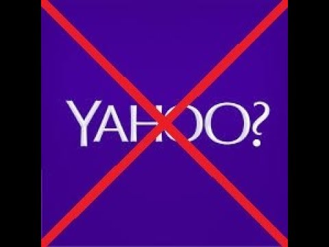 how to remove Yahoo from Chrome and Mozilla