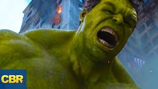 10 Amazing Hulk Injuries You Will Never Believe He Survived!