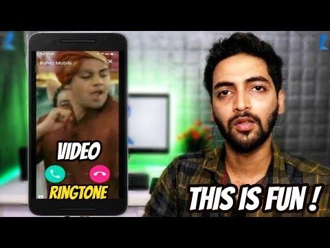 Set Video As Ringtone - Video Ringtone Kaise Set Kare? I Vyng Video Ringtone