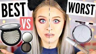 Best Vs Worst Makeup Of 2017   Sophdoesnails
