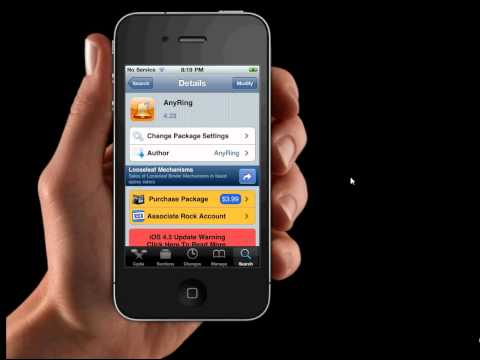 How To Get RingTones On IPhone4/3g/3gs