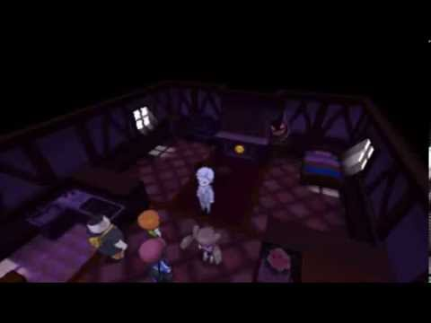 Pokemon X and Y - Scary House Music (Route 14)