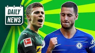 Hazard to move to Liverpool? + Eden Hazard stalls on Chelsea for Real Madrid ► Daily Football News