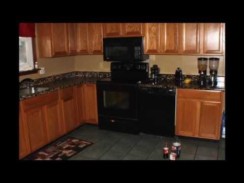 $25 DIY Faux Granite Counter Top How To