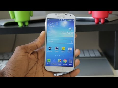 Samsung Galaxy S4 Review!