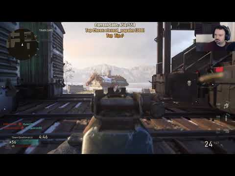 COD WW II MY BEST SESSION EVER! pt6