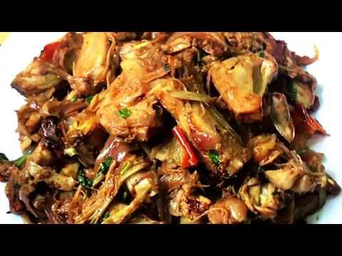 कटहल की सब्ज़ी जो नोनवेज को भी फ़ेल कर दे।kathal ki sabji recipe|raw jackfruit sabzi recipe in hindi