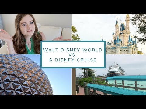 Walt Disney World vs. Disney Cruise Line   Pros and Cons of Each, Which is Better for My Family?