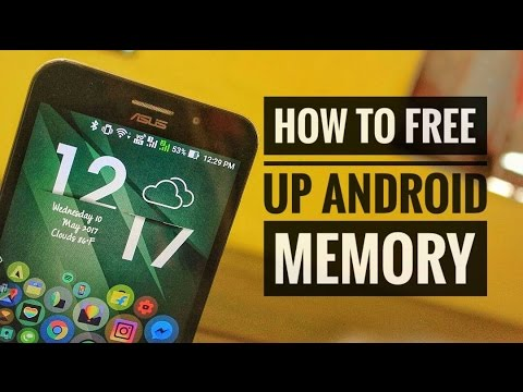 How To Free Android Ram Memory 😍 !! Increase RAM  Latest !