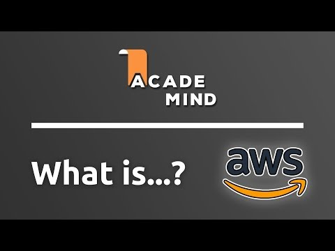 What is AWS - academind.com Snippet