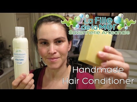 Making Hair Conditioner