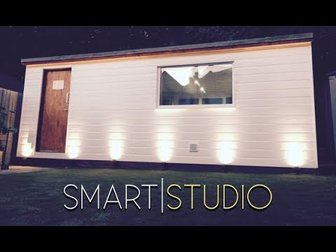 Smart | Studio - How we built a SOUNDPROOF Recording Studio from the Ground UP!