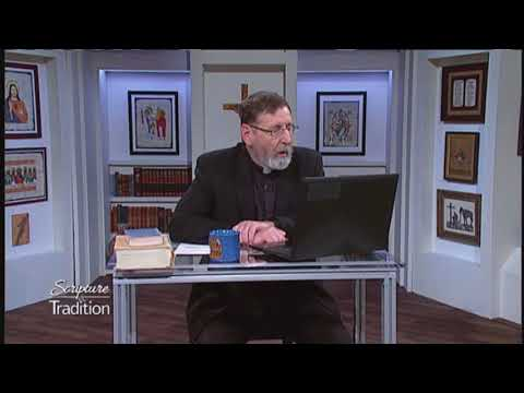 Scripture And Tradition With Fr. Mitch Pacwa - 2018-03-20 - Sin Pt. 3