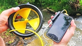 Water Phone Charger!