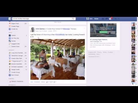 How to Location Tag in Facebook
