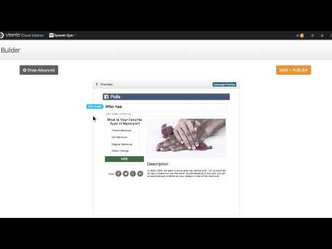 How to Create a Poll on Your Facebook Page Using Vionic Deal Maker (Tutorial)