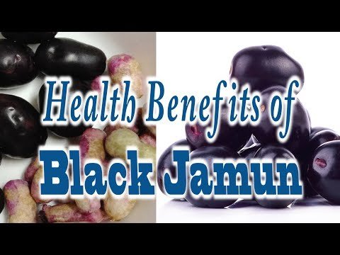 Health Benefits of Black Jamun in Tamil | Tamil Maruthuvam