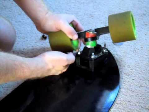 How to set up an LDP skateboard / longboard - Part 4 - The JIGGLE test - pavedwave.org