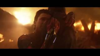 Download AVENGERS INFINITY WAR ″Death Scenes″ - Ending Movie Clip HD Video