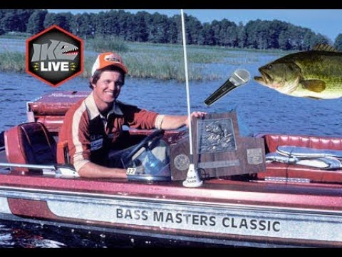 1976 Bassmaster Classic Emceed by a Largemouth???