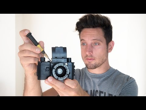 Building a Camera from SCRATCH for Under $40!   DIY Camera Tutorial