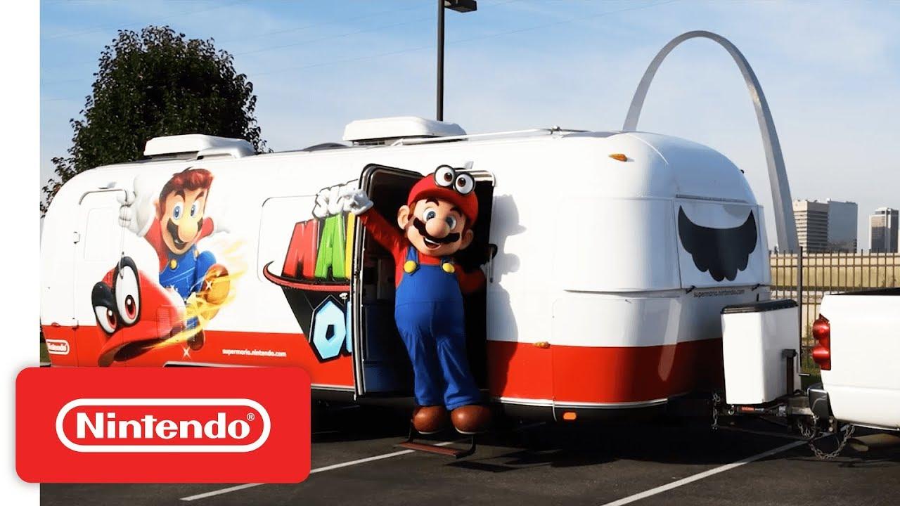 Super Mario Odyssey - Journey to Launch - Nintendo Switch