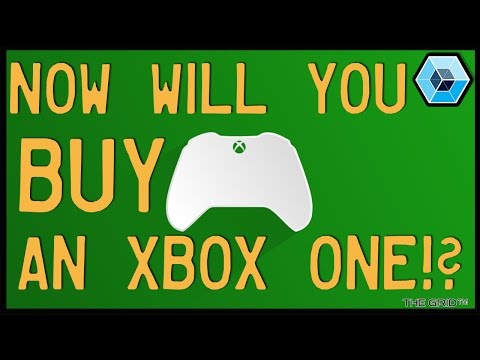 NOW will you buy an XBOX ONE!?