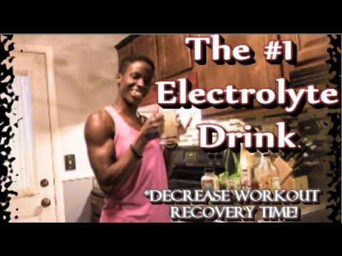 The Best and Most Natural Electrolyte Drink