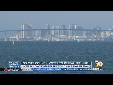 San Diego City Council repeals affordable housing fee
